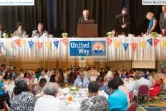 United Way of Galveston Campaign Kick-off 1