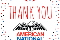 Thank You American National