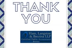 Thank you HLB!